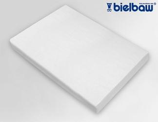 Prześcieradło Bawełniane Bielbaw Białe - biały