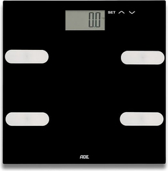 Waga łazienkowa z analizą BMI Marleen czarna