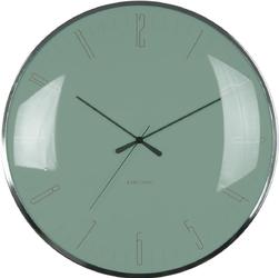 Zegar ścienny Dragonfly Karlsson zielony KA5623GR