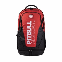 Plecak Pit Bull West Coast TNT red