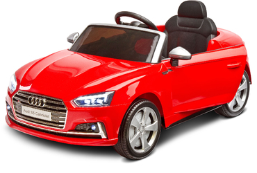 Samochód na akumulator Toyz Audi S5 Czerwone