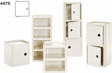 Moduł Componibili kwadratowy drzwiczki do modułu kwadratowego