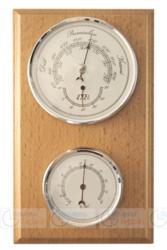 BAROMETR Termometr Higromet JVD BA2DBBHT