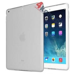 ETUI Silikonowe Przezroczyste do iPad MINI białe - Biały