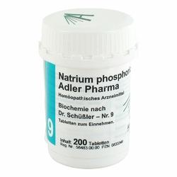 Biochemie Adler 9 Natrium phos.D6 Adl.ph. Tabl.