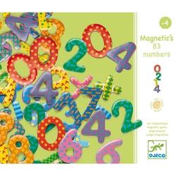 Cyferki magnetyczne 38 szt.