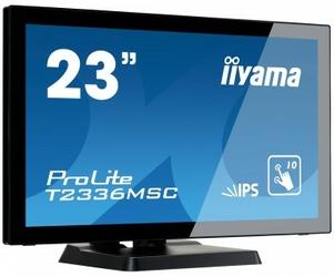 Monitor LED IIYAMA T2336MSC-B2 23 dotykowy - Szybka dostawa lub możliwość odbioru w 39 miastach