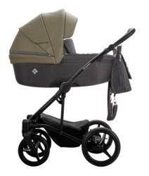 Wózek Bebetto Torino 4w1 BRITAX RÖMER BABY-SAFE2 + BAZA ISOFIX BABY-SAFE I-SIZE