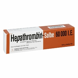 Hepathrombin 60 000 Salbe