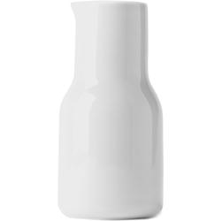Mała karafka porcelanowa New Norm Menu biała 2021630