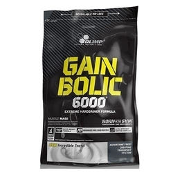 OLIMP Gain Bolic 6000 - 1000g - Dark Chocolate
