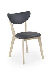 Krzesło kuchenne Polo popiel whitewash