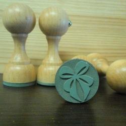 Stempel gumowy 25 mm - KOKARDKA - KOKA