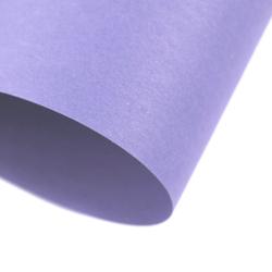 Papier kartonowy 130 g A4 - fiołkowy - FIOŁ