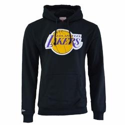 Bluza z kapturem Mitchell  Ness NBA Los Angeles Lakers Team Logo