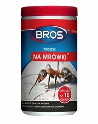 Bros, proszek na mrówki, 100g