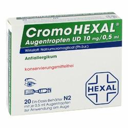 Cromohexal Ud Edp 0,5 ml Augentr.