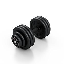 Hantla skr�cana na sta�e 40 kg - Marbo Sport - 40 kg