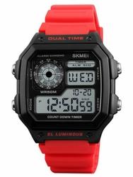 Skmei 1299 Dual Time - zs033c