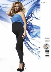Bas Bleu Anabel ciążowe 200 den Polar legginsy