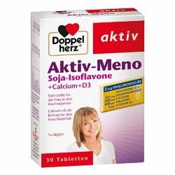 Doppelherz Aktiv Meno tabletki na objawy menopauzy