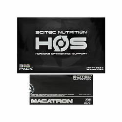 Scitec HOS 3 Macatron DAA Pro Diabolica Eztrodim Mocny Booster Testosteronu