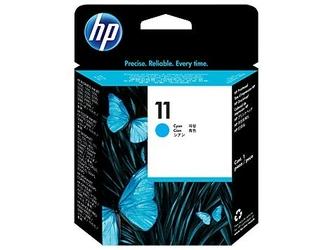HP Głowica drukująca nr 11 Błękitny Cyjan C4811A