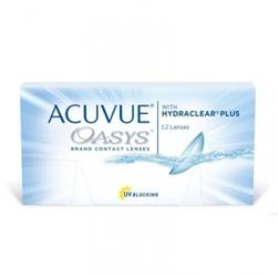 Acuvue Oasys, 12 szt. + CashBack 18 zł