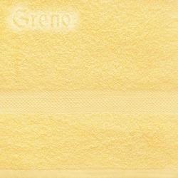 Ręcznik JANOSIK NEW Frotex żółty - żółty
