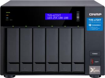 SIECIOWY SERWER PLIKÓW NAS QNAP TVS-672XT-i3-8G - Szybka dostawa lub możliwość odbioru w 39 miastach