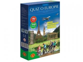 MINI QUIZ O EUROPIE gra edukacyjna