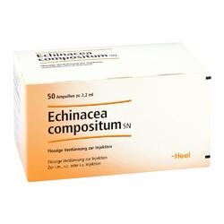 Echinacea Compositum Sn ampułki