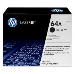 HP oryginalny toner CC364A, black, 10000s, 64A, HP LaserJet P4014, 4015, 4515