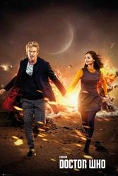 Doctor Who Ucieczka - plakat
