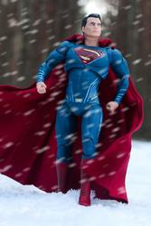 Men of Steel Superman - plakat Wymiar do wyboru: 60x80 cm