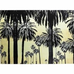KARE Design :: Szklany Obraz Metallic Palms 120x180 cm