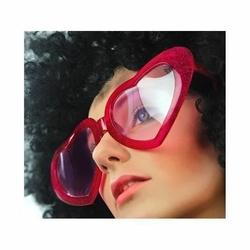 Okulary Duże Serca