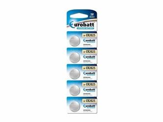 Eurobatt Bateria Lithium CR2025 3V