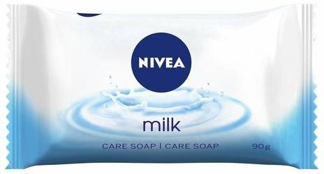 Nivea Proteiny Mleka, mydło toaletowe, 90g