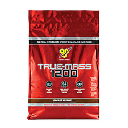 BSN True Mass 1200 - 4730g - Strawberry Milkshake
