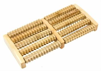 Drewniany Masażer Stóp - Tradycyjny