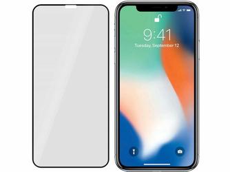 Szkło 3mk Flexible Glass MAX 7H Apple iPhone X Xs black
