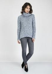 MKM Nicola SWE 103 Niebieski sweter