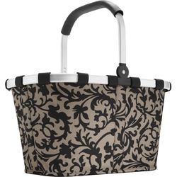 Koszyk na zakupy Reisenthel Carrybag Baroque Taupe RBK7027
