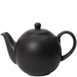 Dzbanek do herbaty London Pottery Globe czarny matowy 1,1 Litra LP-17232180
