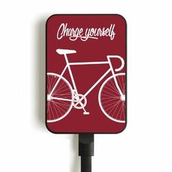 SMARTOOOLS Powerbank MC5 Bike-Red, 5000mAh, 2.1A 5V