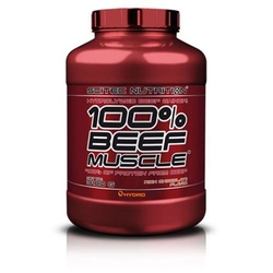 SCITEC Beef Muscle - 3180g - Vanilla