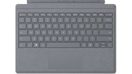 Microsoft Klawiatura Surface Pro Signature Type Cover Platinum  Platynowa Commercial