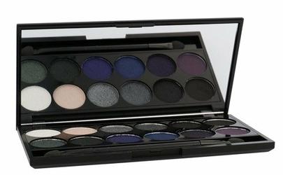 SLEEK MAKEUP I-Divine Eyeshadow Palette - cienie do powiek dla kobiet 13,2g 596 Bad Girl