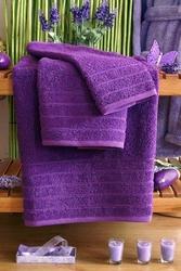 Ręcznik ELEGANT fioletowy Andropol - fioletowy